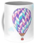 Hot Air Balloon 06 Coffee Mug