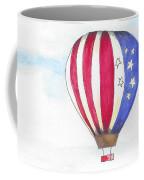 Hot Air Balloon 07 Coffee Mug