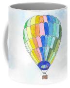 Hot Air Balloon 08 Coffee Mug