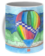 Hot Air Balloon 11 Coffee Mug
