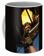 Hot Air Balloon Burner Coffee Mug