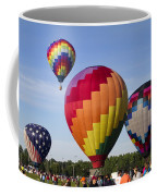 Hot Air Balloon Festival In Decatur Alabama  Coffee Mug