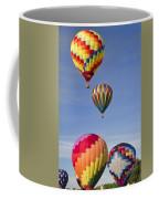 Hot Air Balloon Race Coffee Mug
