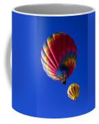 Hot Air Ballooning Together Coffee Mug