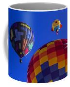 Hot Air Balloons Launch Coffee Mug
