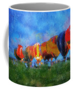 Hot Air Balloons Photo Art 01 Coffee Mug