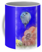 Hot Air Balloons Photo Art 03 Coffee Mug