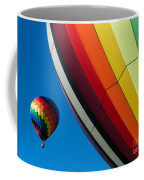 Hot Air Balloons Quechee Vermont Coffee Mug