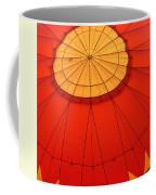 Hot Air Balloon At Dawn Coffee Mug