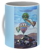 Hot Air Baloons Coffee Mug