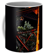 Hot Bridge At Night Coffee Mug