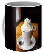 Hot Chocolate With Creme Chantilly Coffee Mug
