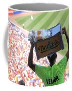 Hot Dog Vendor Coffee Mug