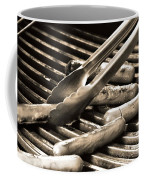 Hot Dogs On The Grill Coffee Mug