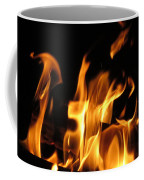 Hot Fire Coffee Mug