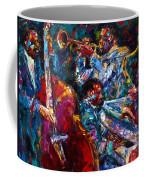 Hot Jazz Coffee Mug