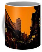 Hot Nights On Bourbon Street Coffee Mug