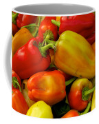 Hot Peppers Coffee Mug