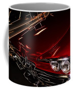 Hot Red Car  Coffee Mug