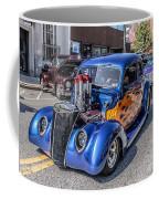 Hot Rod Car Coffee Mug
