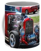 Hot Rod Engine Coffee Mug