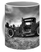 Hot Rod Revisited Coffee Mug