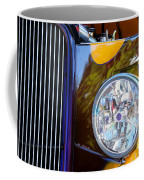 Hot Rod Show Car Light Coffee Mug