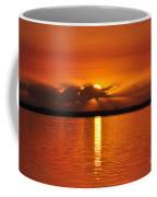 Hot Summer Sunrise  Coffee Mug