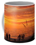 Hot Sunset Coffee Mug