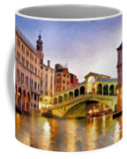 Hot Venetian Nights Coffee Mug