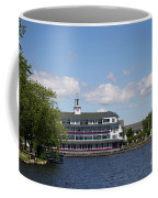 Hotel At Lake Winnipesaukee Coffee Mug