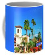 Hotel California Palm Springs Coffee Mug