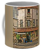 Hotel Central In Beaune France Coffee Mug