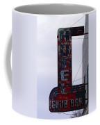 Hotel Club And Bar  Plentywood Montana Coffee Mug