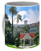 Hotel Del Courtyard Coffee Mug