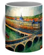 Hotel Dieu De Lyon II Coffee Mug