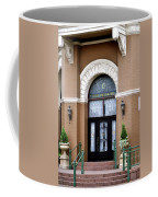 Hotel Door Entrance Coffee Mug