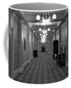 Hotel Hallway Coffee Mug