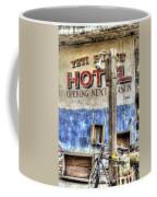 Hotel Yeti Coffee Mug
