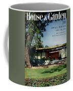 House & Garden Cover Of The Kurt Appert House Coffee Mug