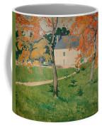 House Among Trees Coffee Mug