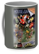 House And Garden Christmas Gifts Cover Coffee Mug