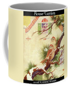 House And Garden Cover Coffee Mug