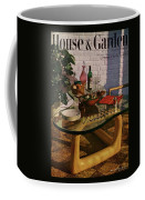 House And Garden Cover Featuring Brunch Coffee Mug