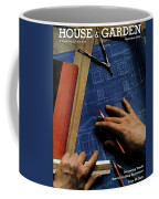 House And Garden Cover Of A Person Coffee Mug