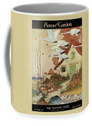 House And Garden Fall Planting Guide Coffee Mug