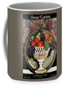 House And Garden Fall Planting Number Cover Coffee Mug