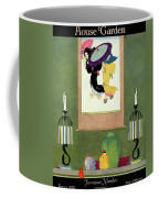 House And Garden Furniture Number Coffee Mug
