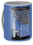 House And Garden Garden Furnishing Number Cover Coffee Mug