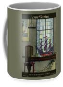 House And Garden Coffee Mug